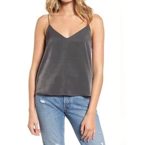Stone Color Camisole by LUSH size Medium